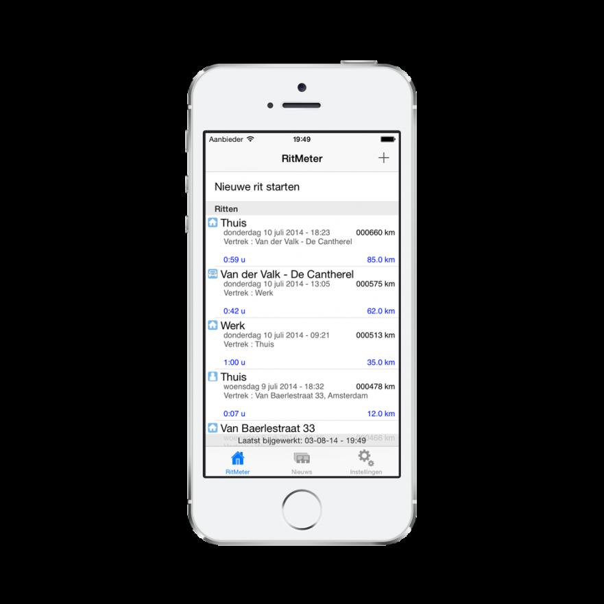 RitMeter iOS