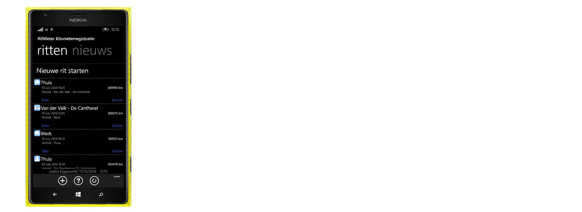 ritmeter-wp