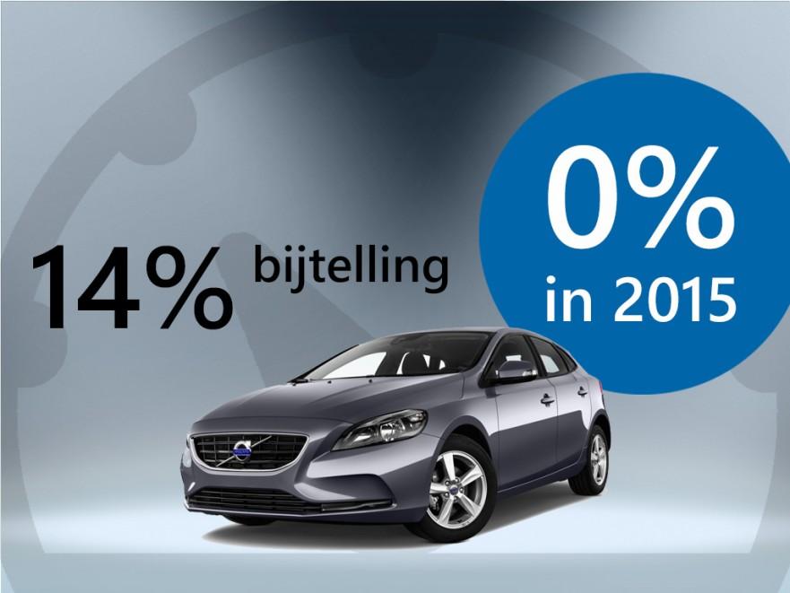 Bespaar 2.268 euro per jaar op uw Volvo V40 met kilometerregistratie