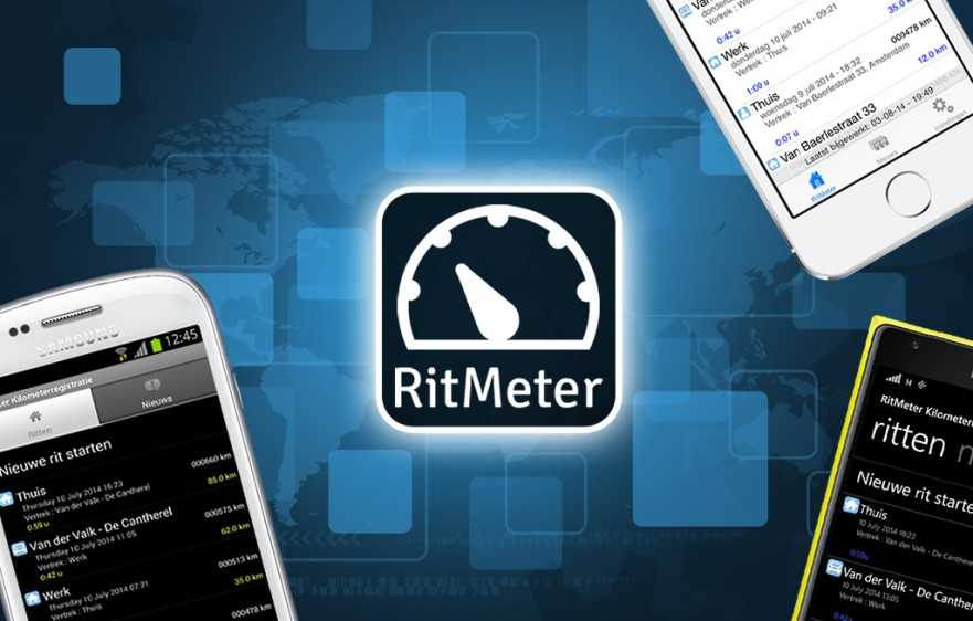 Update over RItMeter versies