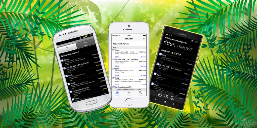 RitMeter versie 2.3.3